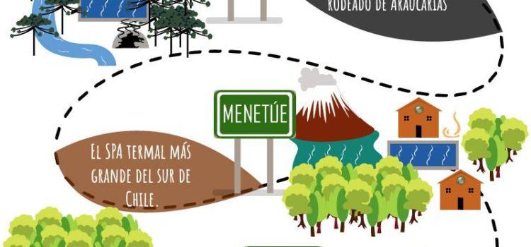 RUTA TERMAL, EXPERIENCIA INOLVIDABLE EN EL SUR DE CHILE